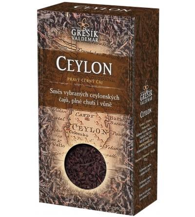 Grešík sypaný čaj Ceylon OP/BOPI 70 g