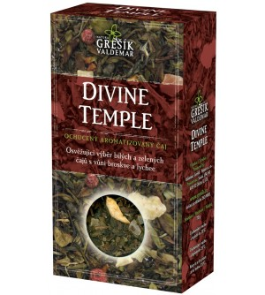 Grešík sypaný čaj Divine Temple 70 g