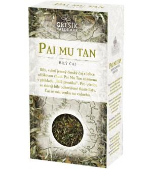 Grešík sypaný čaj Pai Mu Tan 70 g