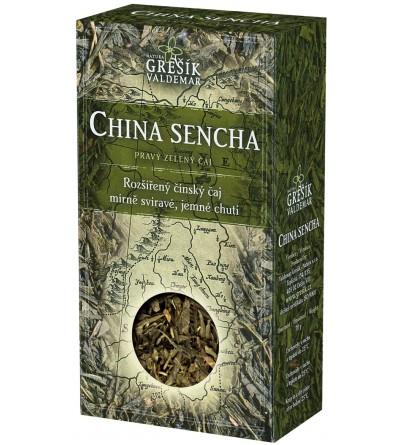 Grešík sypaný čaj China Sencha 70 g