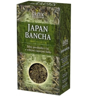 Grešík sypaný čaj Japan Bancha 70 g