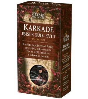 Grešík sypaný čaj Karkade (ibišek súd.) 70 g