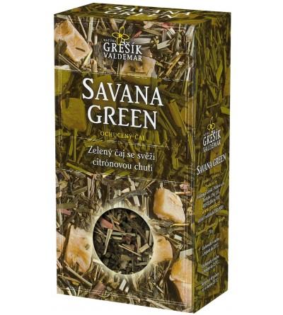 Grešík sypaný čaj Savana Green 70 g