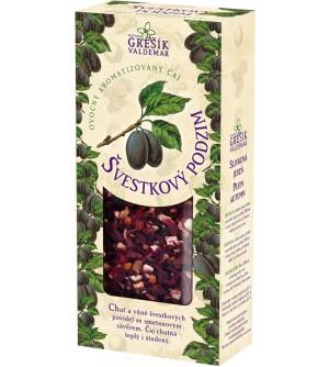 Grešík sypaný čaj Švestkový podzim 100 g