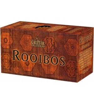 Grešík čaj Rooibos Citrón + Med 20 x 1,5 g