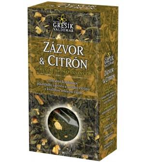 Grešík sypaný čaj Zázvor & Citrón 70 g