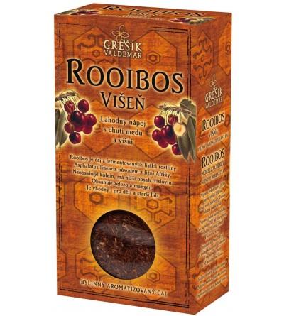 Grešík sypaný čaj Rooibos Višeň 70 g