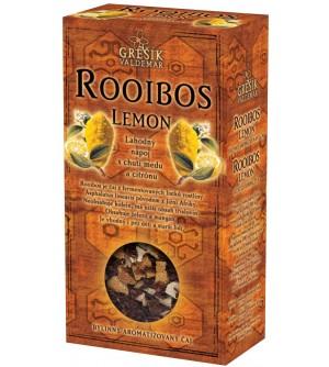 Grešík sypaný čaj Rooibos Lemon 70 g