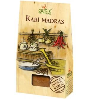 Grešík Karí Madras 30 g