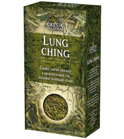 Grešík sypaný čaj Lung Ching 50 g