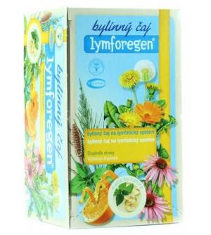 NATURAL JIHLAVA Bylinný čaj lymforegen 30 g