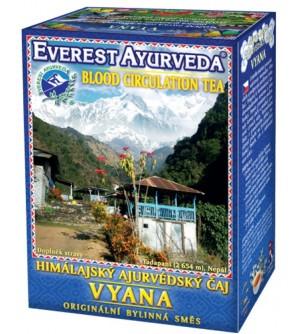 EVEREST AYURVEDA sypaný čaj Vyana 100 g