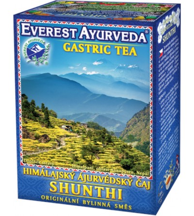 EVEREST AYURVEDA sypaný čaj Shunthi 100 g