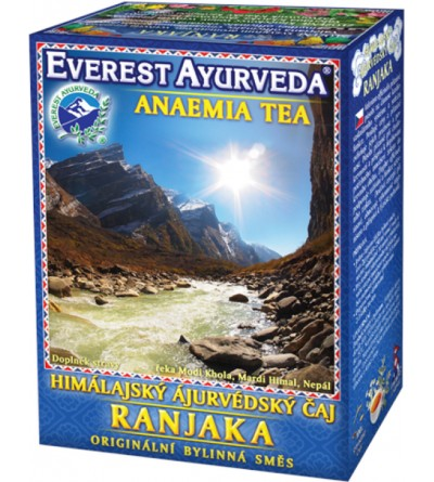 EVEREST AYURVEDA sypaný čaj Ranjaka 100 g