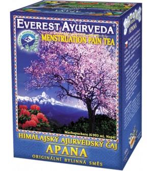EVEREST AYURVEDA sypaný čaj Apana 100 g