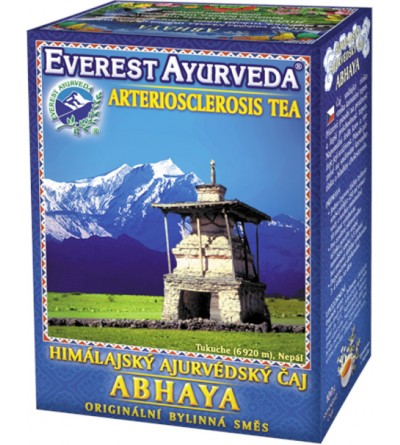 EVEREST AYURVEDA sypaný čaj Abhaya 100 g