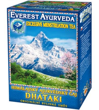 EVEREST AYURVEDA sypaný čaj Dhataki 100 g