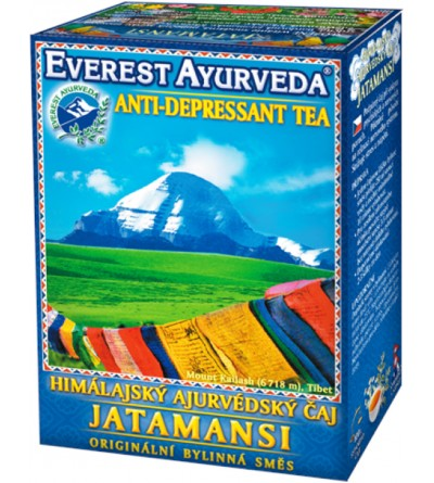 EVEREST AYURVEDA sypaný čaj Jatamansi 100 g