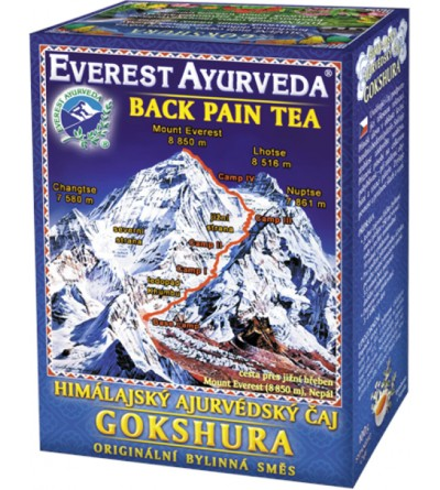EVEREST AYURVEDA sapaný čaj Gokshura 100 g
