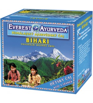 EVEREST AYURVEDA sapaný čaj Bihari 100 g