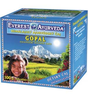 EVEREST AYURVEDA sapaný čaj Gopal 100 g