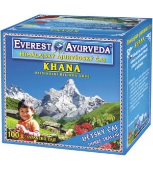 EVEREST AYURVEDA sapaný čaj Khana 100 g