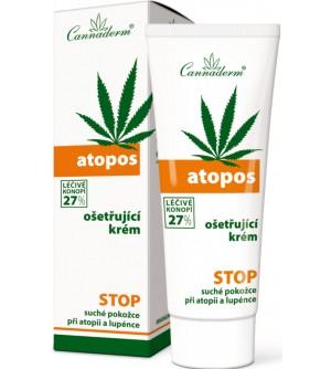 CANNADERM Atopos ošetřující krém 75 g