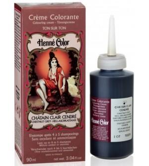 HENNÉ Color Tónovací přeliv stříbrný kaštan 90 ml