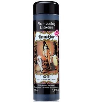 HENNÉ Color Šampon černý 250 ml