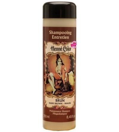HENNÉ Color Šampon hnědý 250 ml