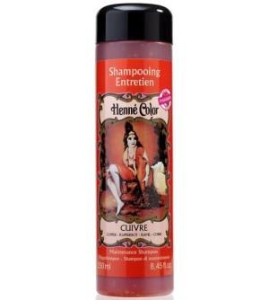 HENNÉ Color Šampon měděný 250 ml