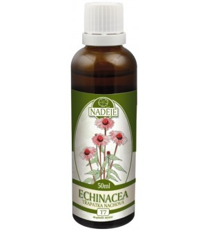 NADĚJE echinacea 50 ml