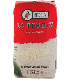 LA PERDIZ Kulatozrnná loupaná rýže 1 kg