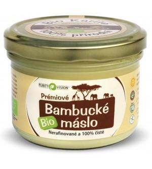 PURITY VISION BIO Bambucké máslo 200 ml