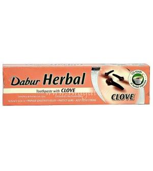 DABUR HERBAL Zubní pasta s hřebíčkem 100 ml