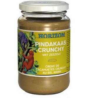 Horizon Krém arašídový křupavý s mořskou solí Bio 350 g