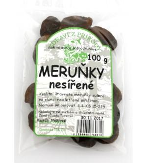 ZDRAVÍ Z PŘÍRODY Meruňky nesířené 100 g