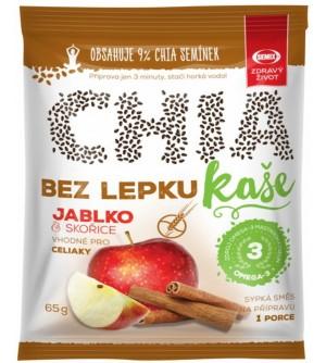 Semix Chia jablko se skořicí kaše 65 g