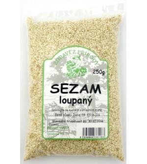 ZDRAVÍ Z PŘÍRODY Sezam loupaný 250 g