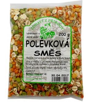 ZDRAVÍ Z PŘÍRODY Polévková směs 200 g