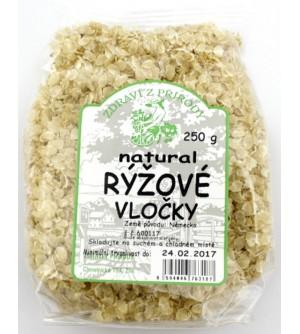 ZDRAVÍ Z PŘÍRODY Vločky rýžové EKO 250 g
