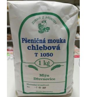 ZDRAVÍ Z PŘÍRODY Mouka pšeničná chlebová 1 kg