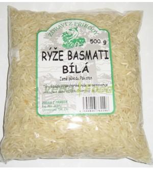 ZDRAVÍ Z PŘÍRODY Rýže basmati bílá 500 g