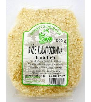ZDRAVÍ Z PŘÍRODY Rýže kulatozrnná bílá 500 g