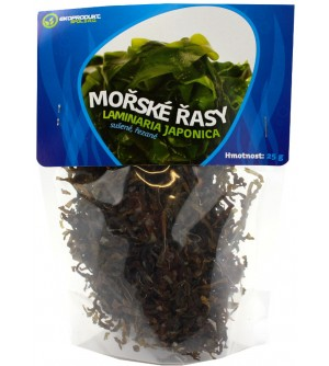 Ekoprodukt Mořská řasa Laminaria 25 g