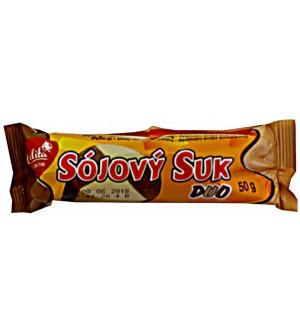 Soco Sojový suk DUO bezlepkový 50 g