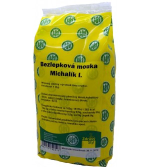 Michalík Mouka č.1 bezlepková 1 kg
