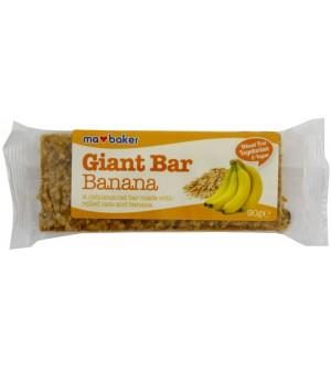 Ma Baker Giant Bar banán 90 g