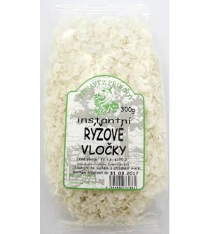 ZDRAVÍ Z PŘÍRODY Rýžové vločky instantní 300 g