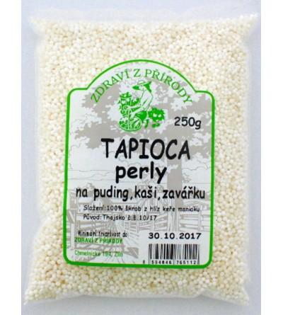 ZDRAVÍ Z PŘÍRODY Tapioca perly 250 g